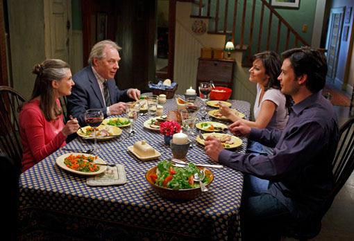 Smallville : Foto Annette O'Toole, Erica Durance, Michael McKean, Tom Welling