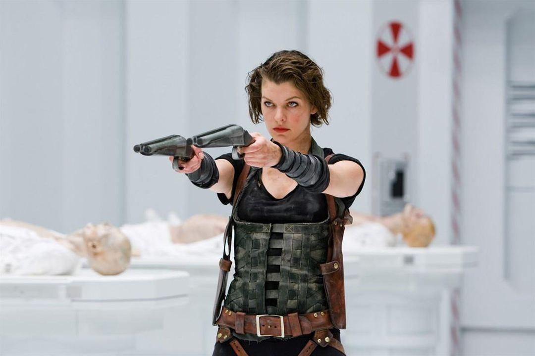 Resident Evil: Ultratumba : Foto Milla Jovovich
