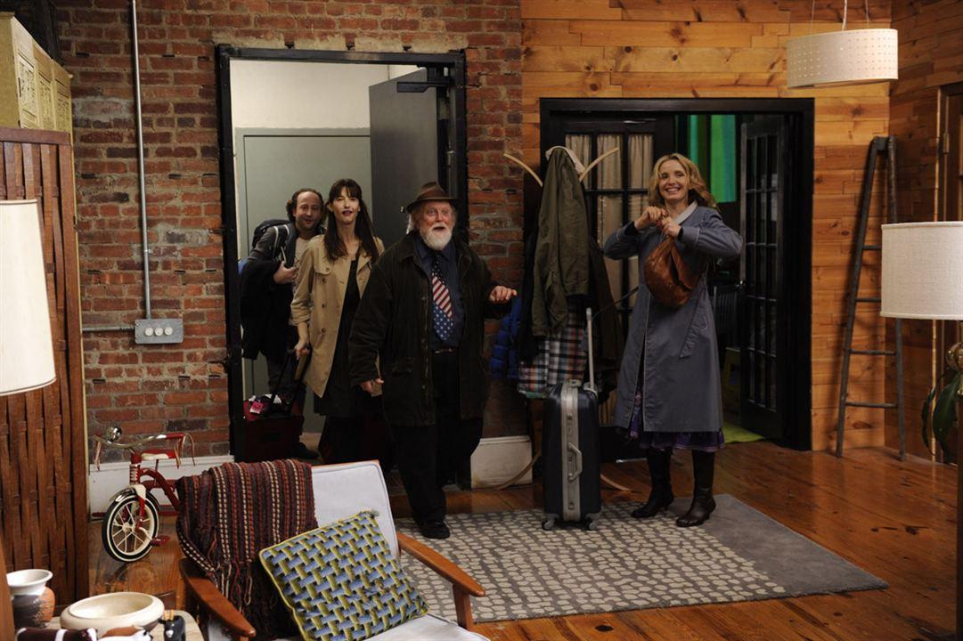 Dos días en Nueva York : Foto Albert Delpy, Julie Delpy