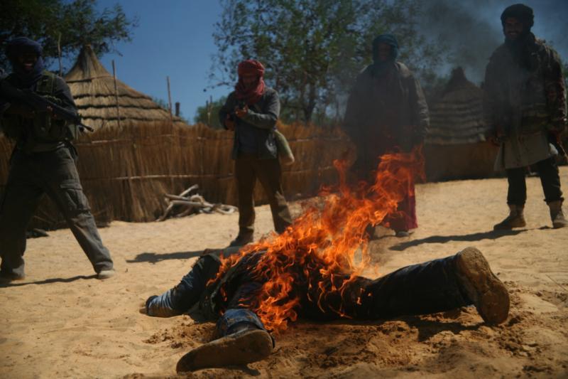 Darfur : Foto