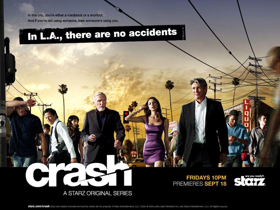 Crash : Foto Dana Ashbrook, Dennis Hopper, Eric Roberts, Jake McLaughlin, Jocko Sims