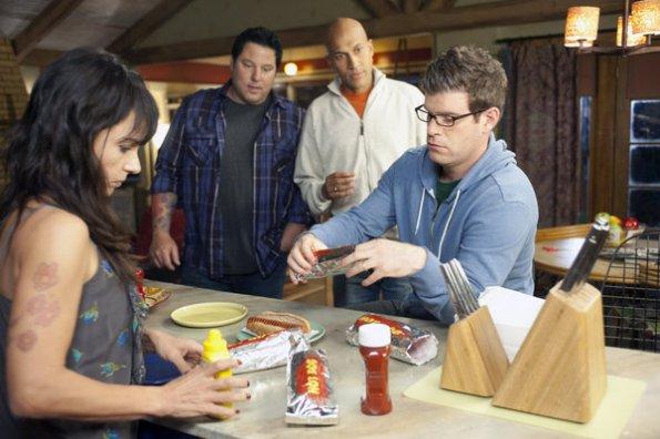 Foto Constance Zimmer, Greg Grunberg, Keegan-Michael Key, Stephen Rannazzisi