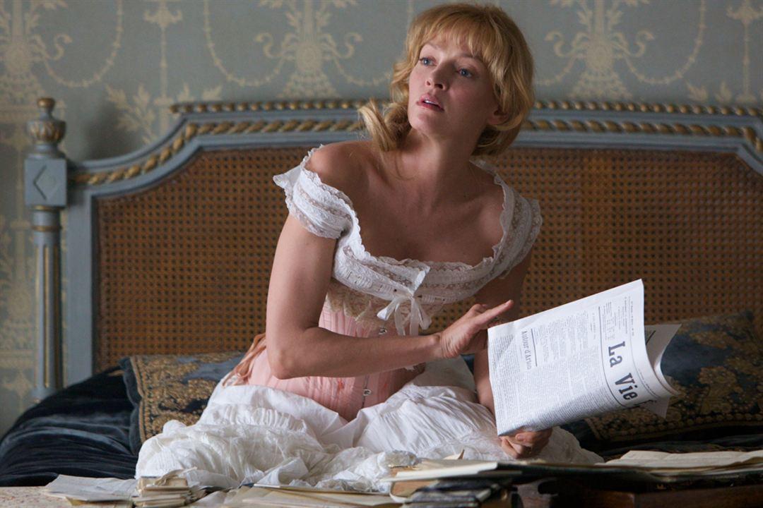 Bel Ami: Historia de un seductor : Foto Uma Thurman