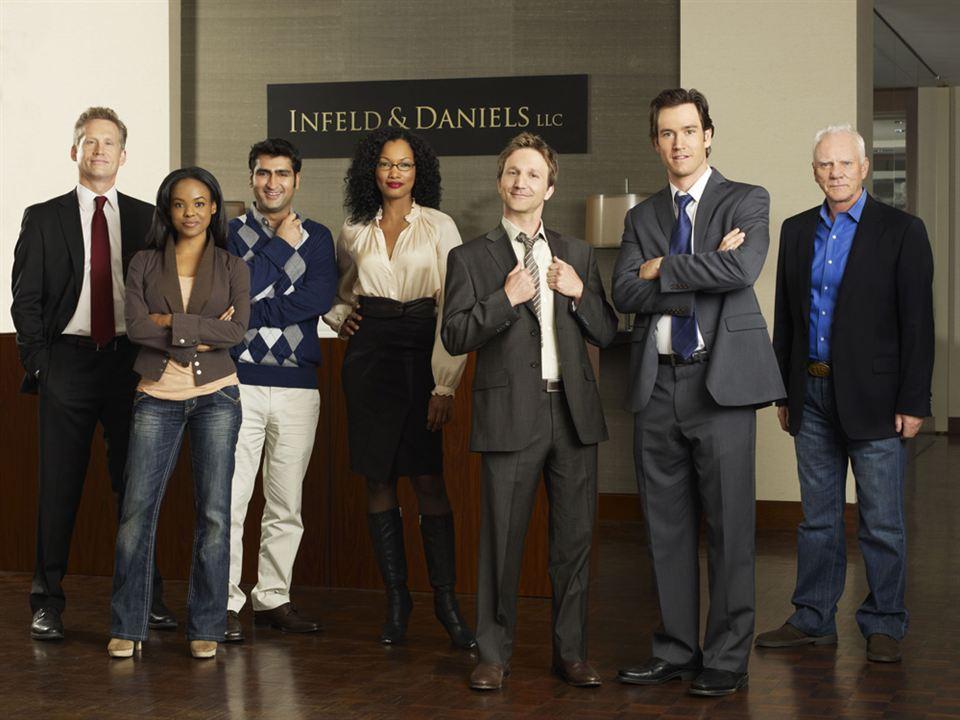 Franklin & Bash : Foto Breckin Meyer, Dana Davis, Garcelle Beauvais, Malcolm McDowell, Mark-Paul Gosselaar