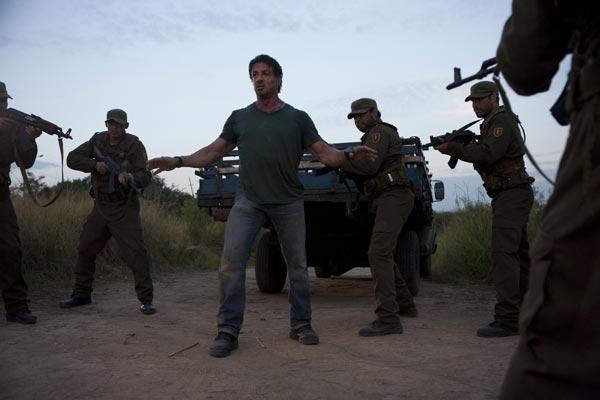 Los mercenarios : Foto