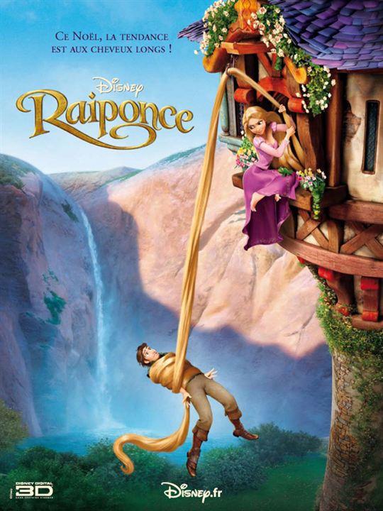 Enredados (Rapunzel) : Cartel
