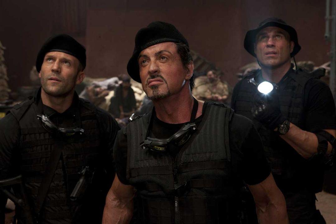 Los mercenarios : Foto Jason Statham, Randy Couture, Sylvester Stallone
