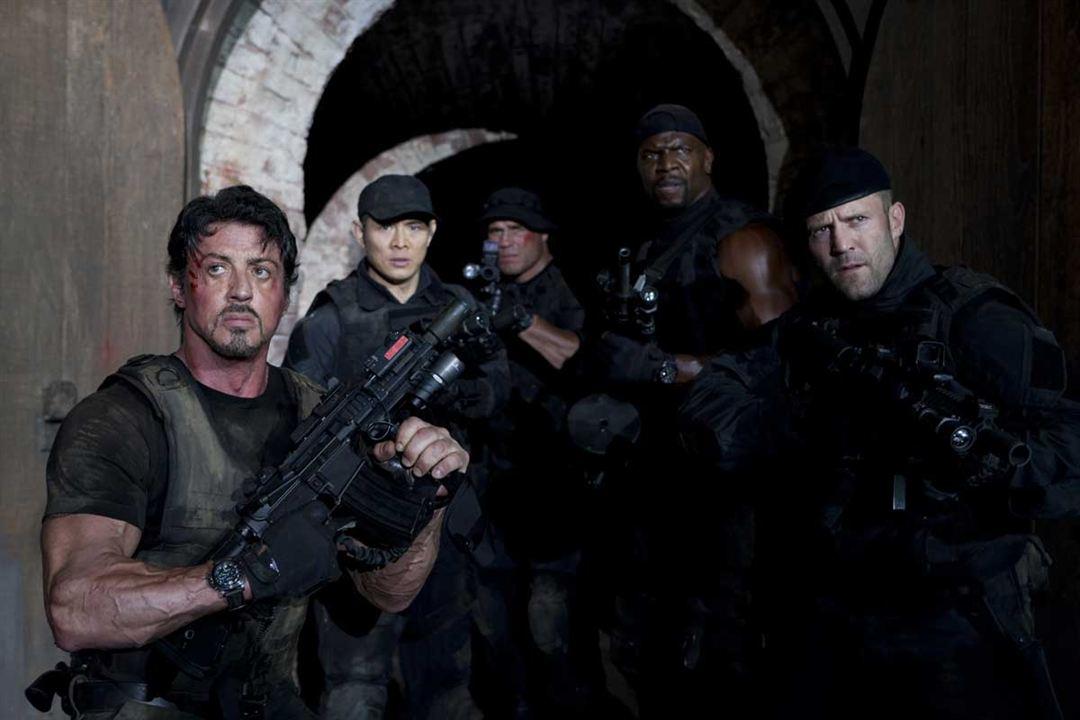 Los mercenarios : Foto Jason Statham, Jet Li, Randy Couture, Sylvester Stallone, Terry Crews