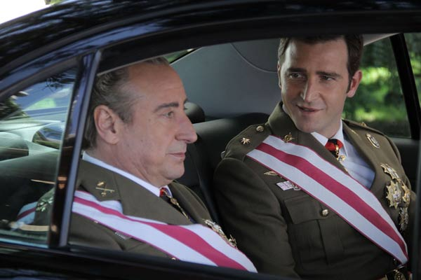 Felipe y Letizia : Foto Fernando Gil, Juanjo Puigcorbé