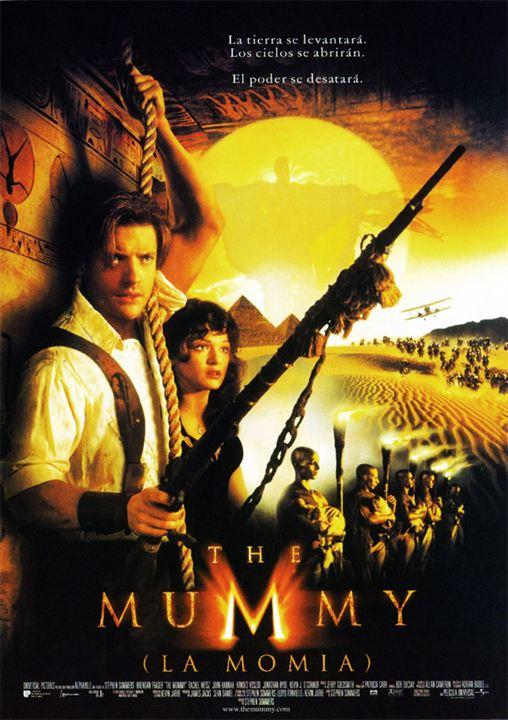 The Mummy (La momia) : Cartel