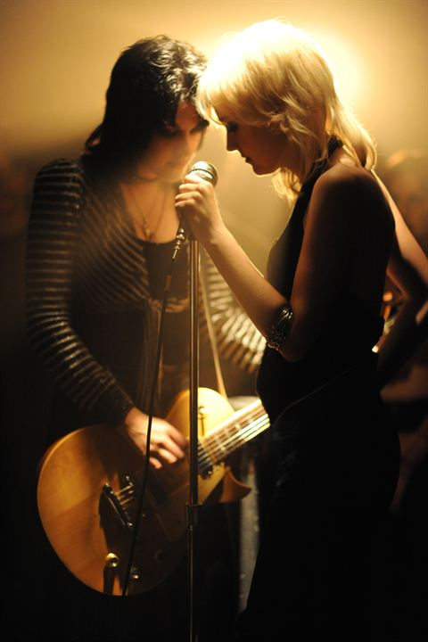 The Runaways : Foto Dakota Fanning, Floria Sigismondi, Kristen Stewart