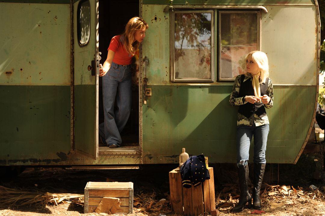 The Runaways : Foto Dakota Fanning, Floria Sigismondi, Stella Maeve