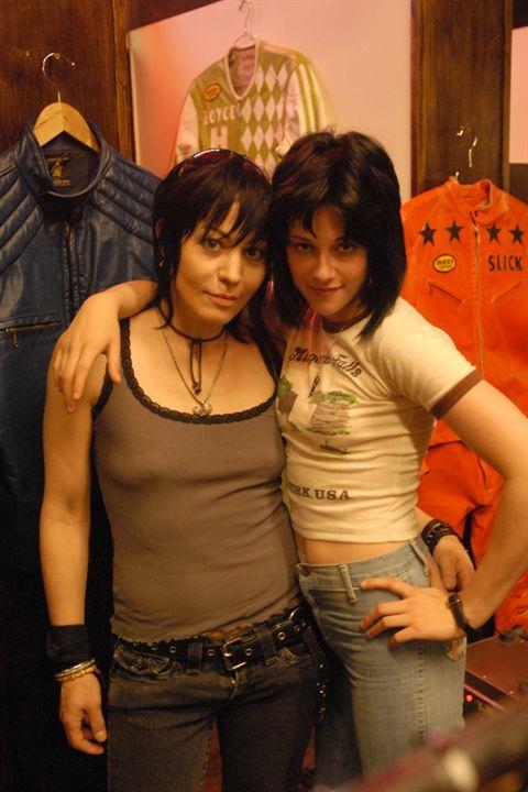 The Runaways : Foto Floria Sigismondi, Joan Jett, Kristen Stewart