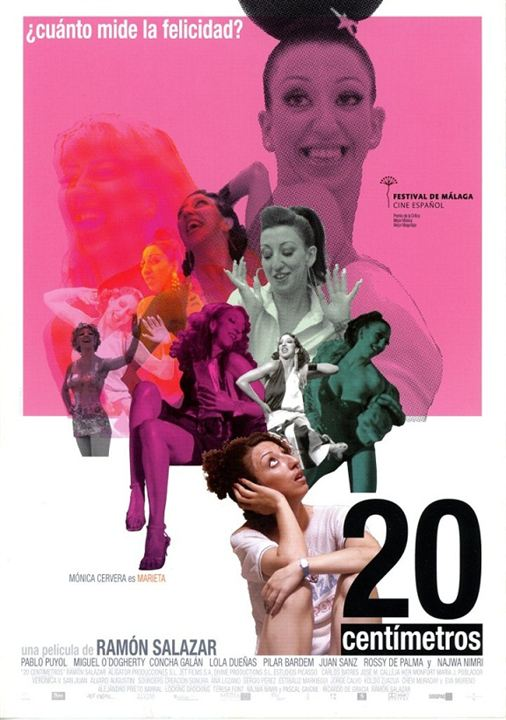 20 Centímetros : Cartel