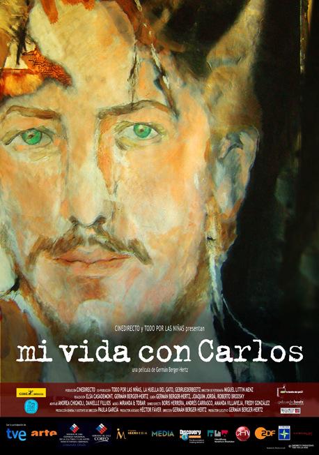 Mi vida con Carlos : Cartel