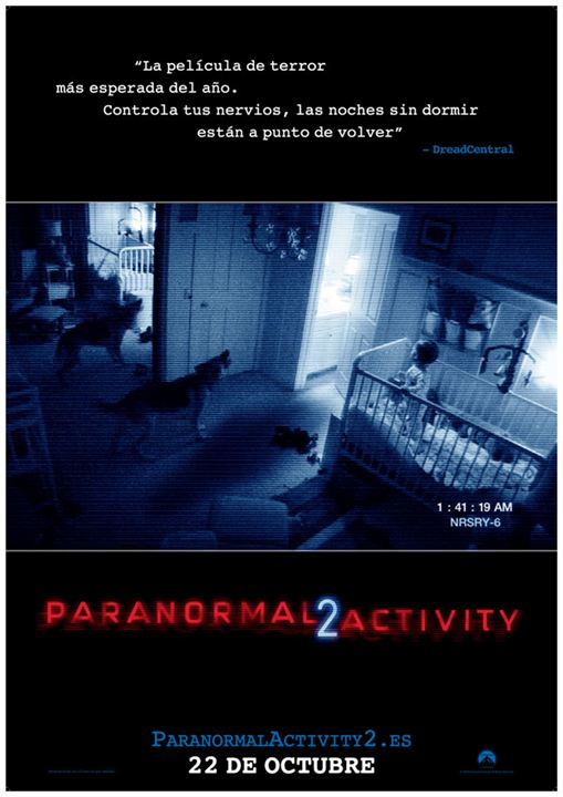 Paranormal Activity 2 : Cartel