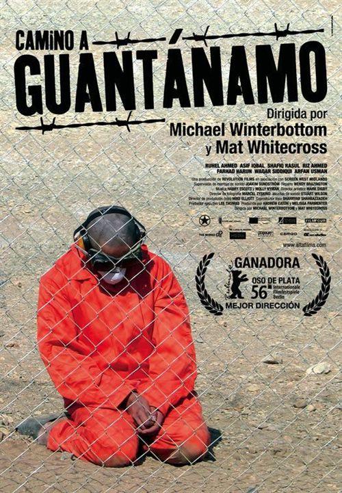 Camino a Guantánamo : cartel