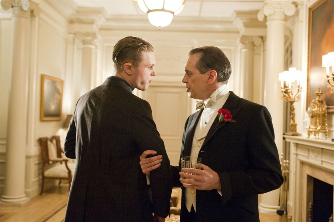 Boardwalk Empire : Foto Michael Pitt, Steve Buscemi
