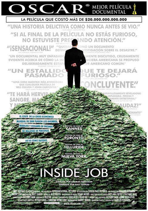 Inside Job : Cartel