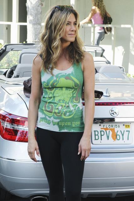 Cougar Town : Foto Jennifer Aniston