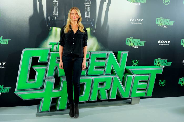 The Green Hornet : Foto Cameron Diaz