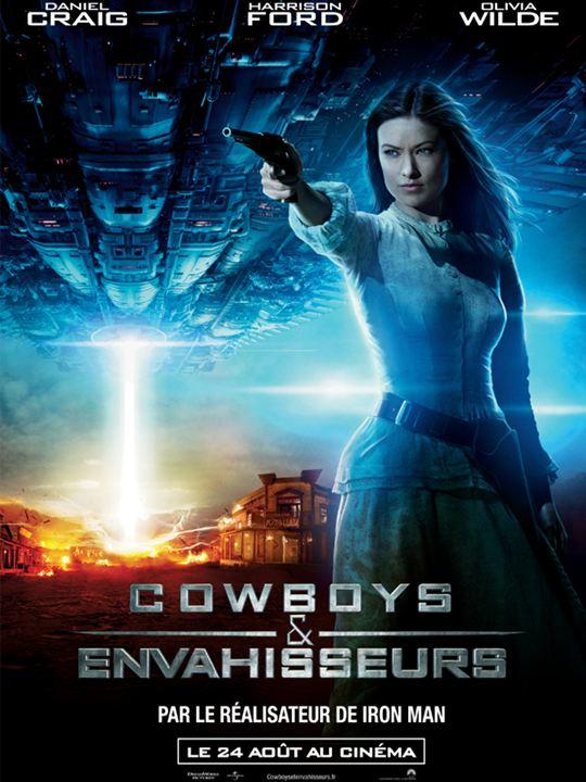 Cowboys & Aliens : Cartel