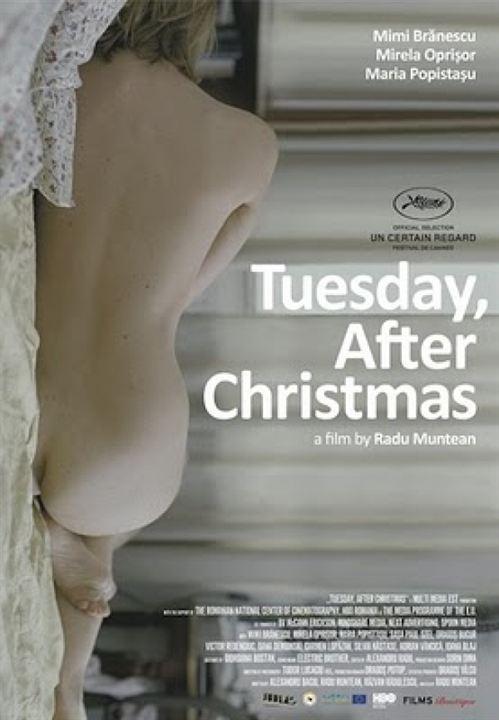 Martes, después de Navidad : cartel