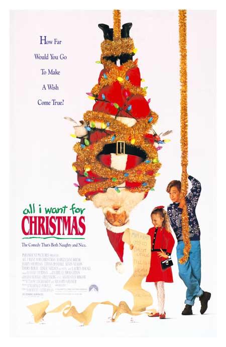 Cartel de Todo lo que quiero para Navidad Poster 2 SensaCinecom