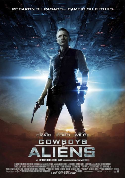 Cowboys & Aliens : Cartel