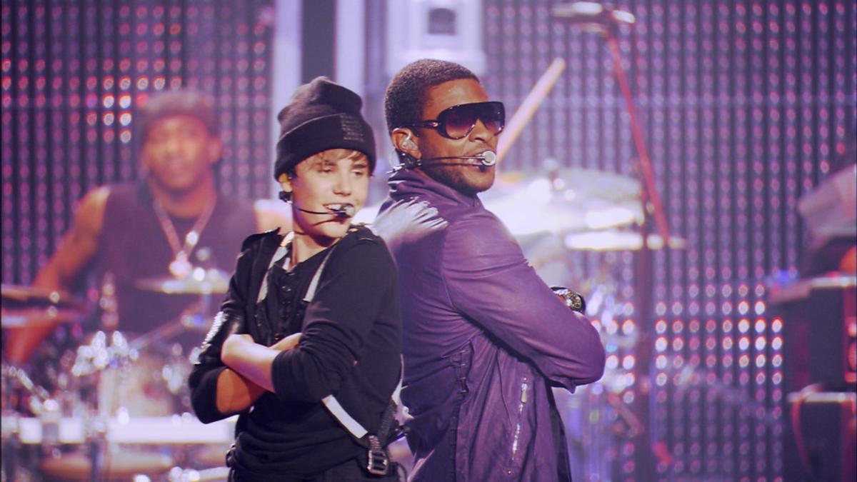 Justin Bieber: Never Say Never : Foto Justin Bieber, Usher