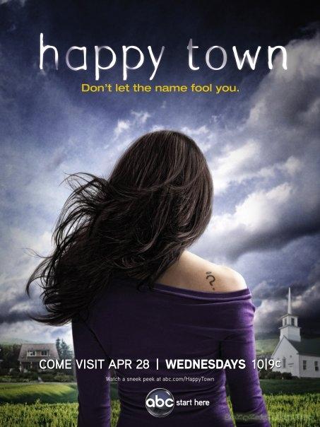 Happy Town : Foto Lauren German