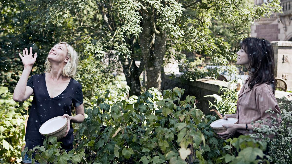 Melancolía : Foto Charlotte Gainsbourg, Kirsten Dunst