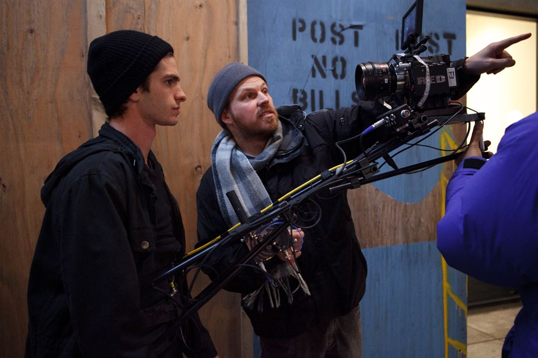 The Amazing Spider-Man : Foto Andrew Garfield, Marc Webb