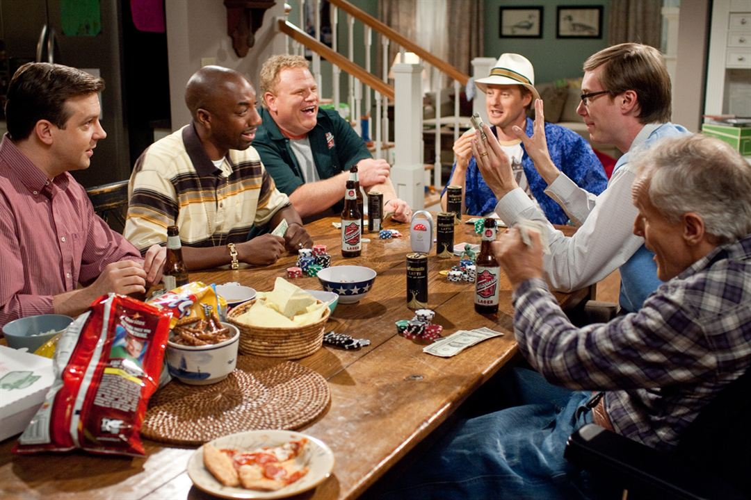 Carta blanca : Foto J.B. Smoove, Jason Sudeikis, Larry Joe Campbell, Owen Wilson, Stephen Merchant