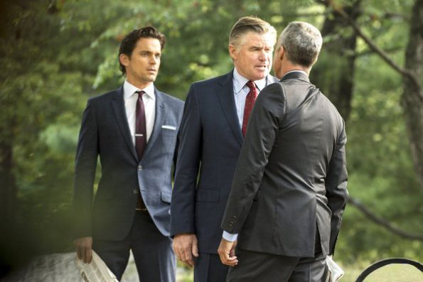 Foto Matt Bomer, Titus Welliver, Treat Williams