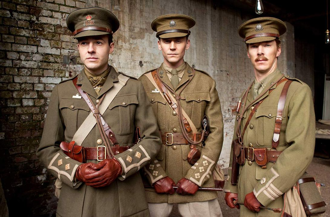War Horse (Caballo de batalla) : Foto Benedict Cumberbatch, Patrick Kennedy, Tom Hiddleston