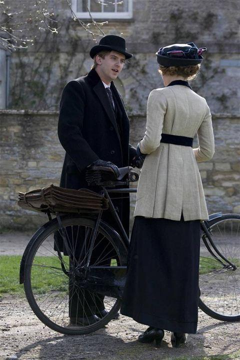Downton Abbey : Foto Dan Stevens, Laura Carmichael