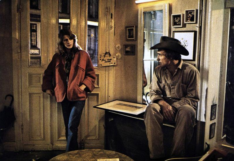 El amigo americano : Foto Dennis Hopper, Lisa Kreuzer