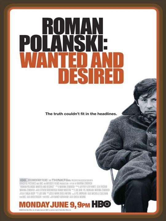 Roman Polanski: Se busca : Cartel
