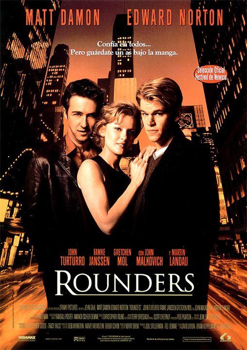 Rounders : Cartel