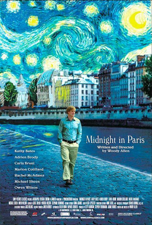 Midnight In Paris : Cartel