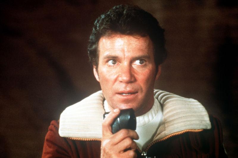 Star Trek II: la ira de Khan : Foto
