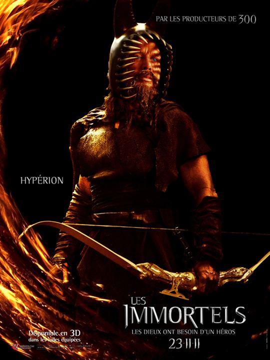 Immortals : Cartel Tarsem Singh