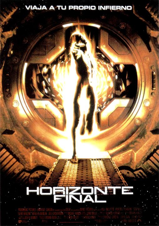Horizonte final : cartel
