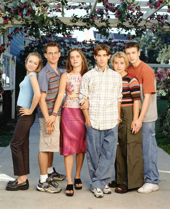Foto Allison Mack, Chris Evans, Kyle Howard, Lindsey McKeon, Margot Finley