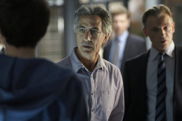 Foto Callum Keith Rennie, David Strathairn