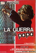 La guerra de papá : Cartel