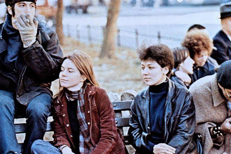 Pánico en Needle Park : Foto Al Pacino, Jerry Schatzberg, Kitty Winn