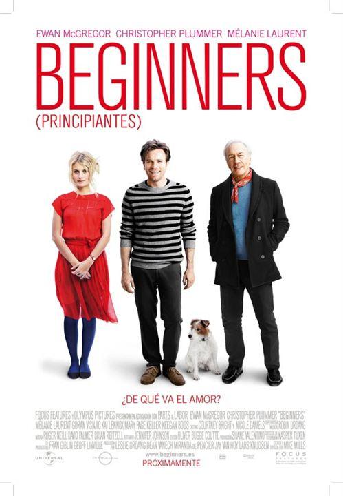 Beginners (Principiantes) : cartel