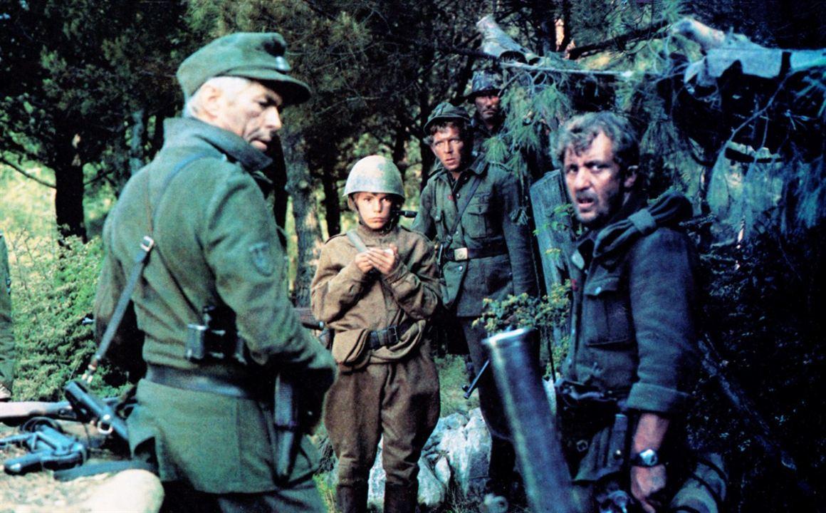La Cruz de Hierro : Foto James Coburn, Sam Peckinpah, Vadim Glowna